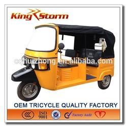 150cc tuk tuk bajaj india/passenger tricycle/tricycle