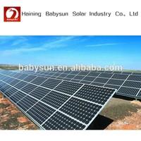 2015 sun power solar panel, solar pv module in China