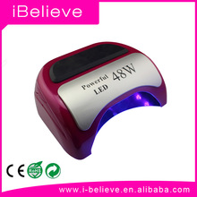 Exclusive 48W nail led lamp NEW Arrival led UV dryer life nail products