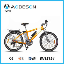 Good quality electric mountain bike TM261 ,lithium batterry electric mountain bicycle