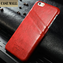 Unique Back Cover For iPhone 6 Plus with card holders ,Newest Cell Phone Case