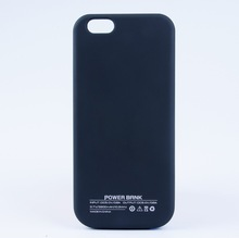 Factory Price 3200mAh External Power Bank Case Backup Battery Charge Black for iPhone 6 4.7""