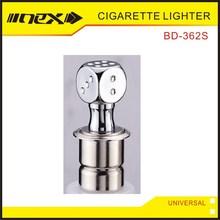 Colorful Car Auto Cigarette Lighter Vibrator