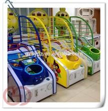 New design high quality basketball game for children arcade basketball