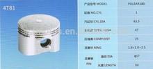 SCL-2013073632 motorcycle engine parts piston kit for BAJAJ
