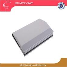 luxury gift card holder women metal business card case