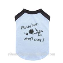 wholesale plain dog t-shirts / smoochie pooch dog clothes / wholesale dog clothes