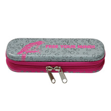 Nice Pencil Tin Packing Case with Zipper