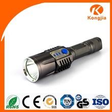 Rapid Response USB Rechargeable High Lumen Best Tactical Flashlight