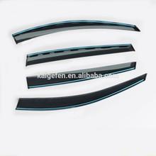 acrylic window visor sun visor for 2014 toyota RAV4
