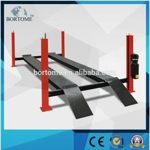 4 post lifting mechanical multilevel car stack