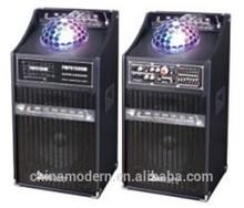 2015 DJ HiFi Pro Round Bluetooth Speakers Bluetooth Disco Ball Speaker
