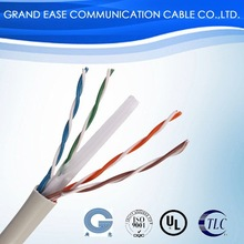 factory high quality cheap price utp cat6 lan cable network cable types