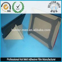 HT02-08 Hot Melt Adhesive Film for Bonding Fabric,Laica,Leather,Jersey,TPU,PVC,PC,GF