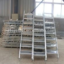 prime aluminum catwalk/steel plank