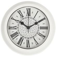 6inch roman numerals plastic desktop alarm clock / wall clock plastic / orologio di plastica