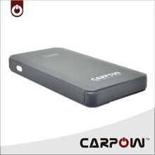 Car jump starter CARPOW mobile charger high capacity power bank 8000mAh