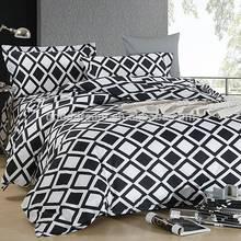 2015 new product bed sheet sets bedlinen china supplier bedding set reactive print bed linen cotton100% bed sheet graphics shape