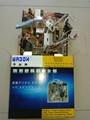 chasis de tv color con 2 sanyo ic tv fabricante