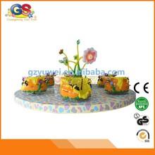 rotating sun flower honey pot baby unblocked games kiddie ride kids animal rides