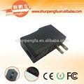 montaje de pared con adaptador de corriente USB 5v 2a uk
