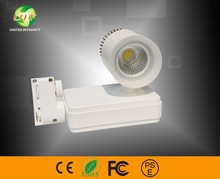 """Aluminum and glass and pc reflector 2.5"""" 75mm 15W COB Led tracking down light"""