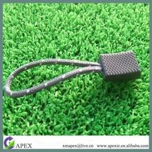 Colorful PVC Customized zipper & slider