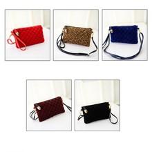 BV245 2015 new design Korean fashion quilted clutch bag women shoulder bags