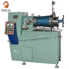 horizontal lab pearl mill