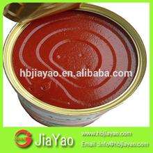 Légumes liste de prix / pâte de tomate / pâte de tomate usine de transformation