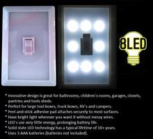 Ks-nl001 batterie LED escalier lumière