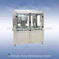 2015 Venta caliente ,máquina que llena las botellas de agua, vino y juego, fácil de operar y máquina que capsula