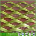 Lamas de aluminio en expansión cerca/decorativos de metal de la pantalla de esgrima