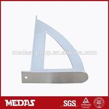mount hanging shelf aluminium bracket