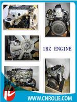 toyota hiace parts auto engine automobiles 1rz and 2rz engine