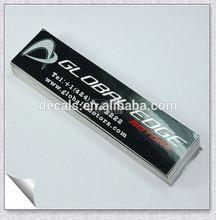 0.12mm custom sticker 3d floor sticker dolphin
