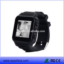 2014 waterproof gsm watch mobile phone