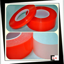 Silicone Transparent Double Sided Adhesive Tapes With ISO SGS Certificates