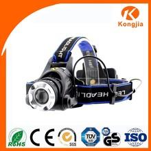 800 Lumens 10W Xm-L T6 Led Headlight Rechargeable Auto Headlamp