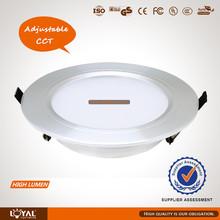 natural white led downlight 6inch new design