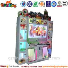 Newest prize vending toy vending Fruit Ninja dynamic game machine ML-QF583