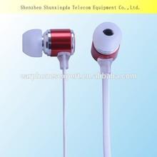 Original earphone for smartphones with mic