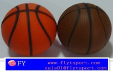5.0cm pu basketball as promotion item