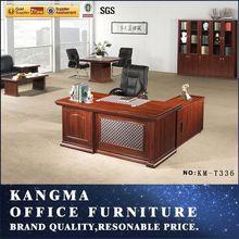 Dubai laminated board corner computer desk executive office furniture