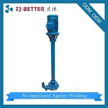 NL 20hp cast iron 12 volt electric sewage centrifugal submersible pump