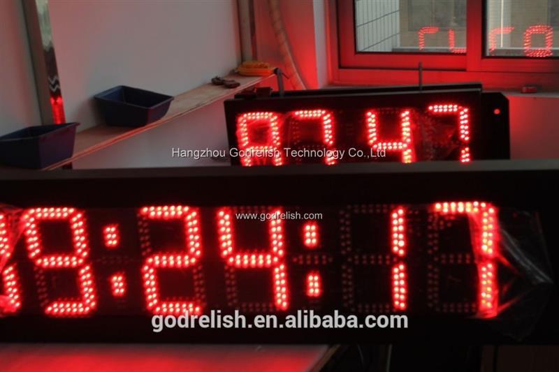 Jam Dinding Digital Led Murah Digital Jam Dinding