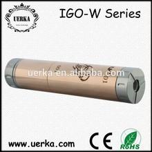 Uerka stainless steel copper 18650 rda atomizer full mechanical mod, copper e-cigarette mechanical mod