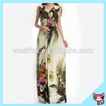 Silk Lady Dress