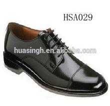 Sm, Usa hot vente bureau et uniforme de la police low cut chaussures militaires qualité approuvé