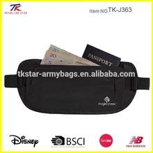 lightweight Unisex Undercover money belt